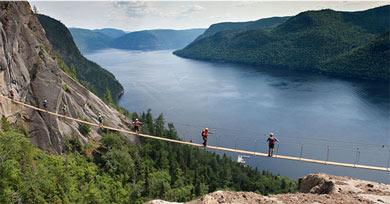 Parc national du<br /> Fjord-du-Saguenay